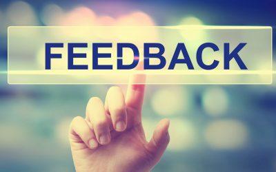 Waarom feedback niet leidt tot verandering